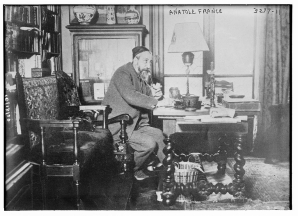Anatole_France_at_work