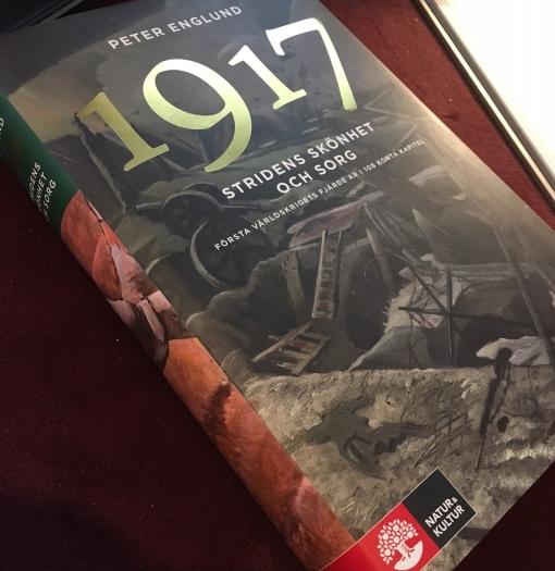 """Del fyra: """"Stridens skönhet och sorg 1917""""."""