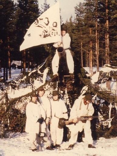 Bataljonsövning 1979