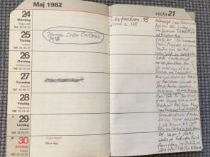 Almanacka maj 1982